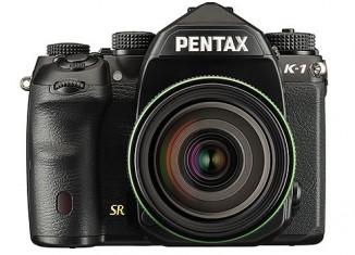 Pentax k-1, réflex formato completo