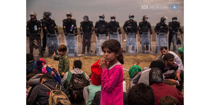 Fotografía solidaria, exposición de las obras ganadoras del premio Luis Valtueña