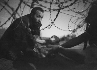 Foto ganadora del World Press Photo 2016