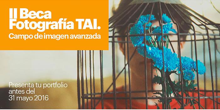 TAI ofrece 54.000 euros para tres becas de fotografía