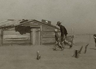 Fotografía documental americana-1930-