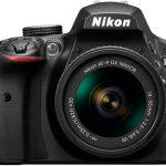 Nikon D3400 una réflex de iniciación pensada para compartir fotos vía móvil