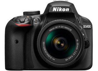 Nikon-D3400, pensada para compartir fotos