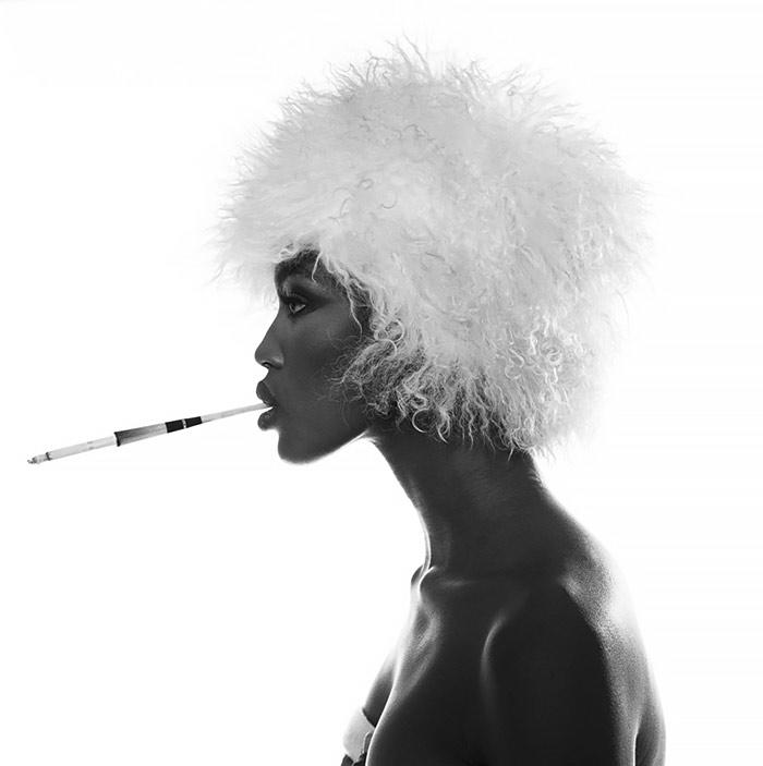 Naomi-Campbell,-Vogue-Italia,-1994-Michel-Comte,-Portraits