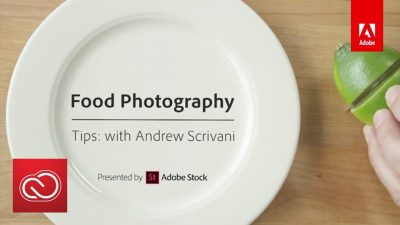 Iluminación: los consejos de Andrew Scrivani para fotografiar alimentos