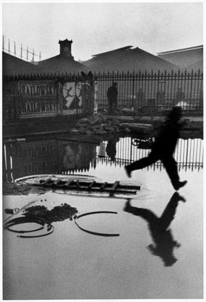 Gran retrospectiva de Cartier Bresson en París
