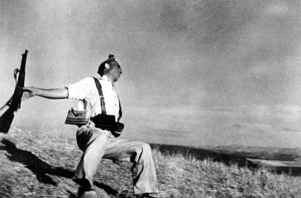 Más polémica en torno a Robert Capa