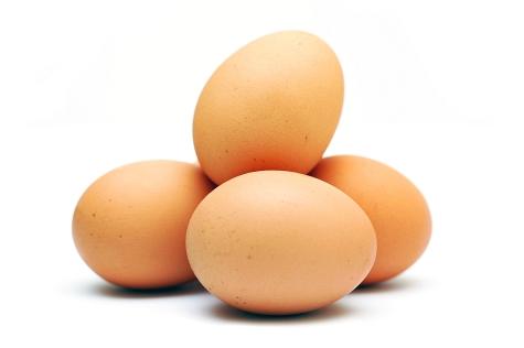 Un concurso de huevos