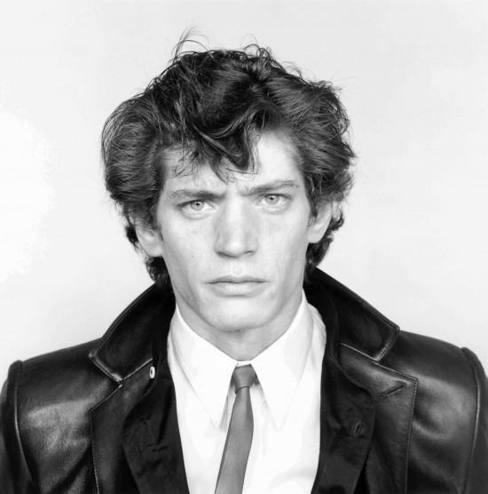 Self Portrait,1982 © Robert Mapplethorpe Foundation.