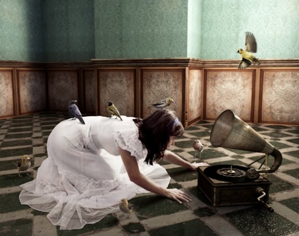 Nuevo Surrealismo, Jamie Baldridge