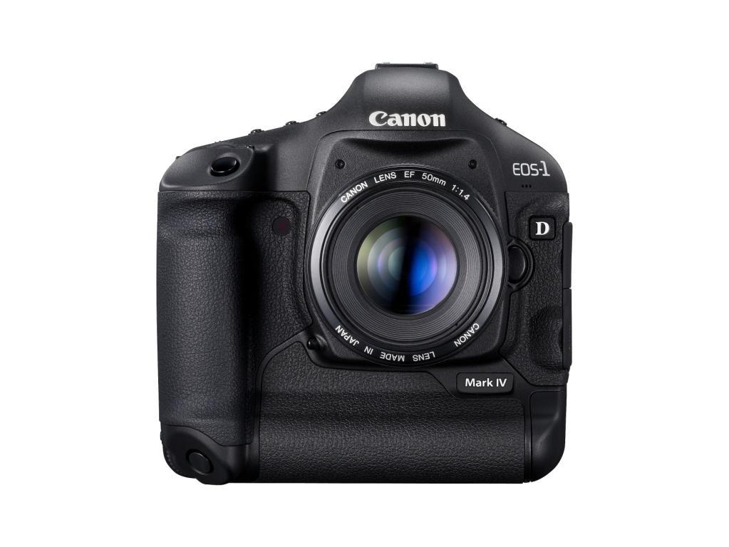 Nueva Canon EOS-1D Mark IV