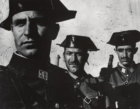 Guardia Civil española. W. Eugene Smith