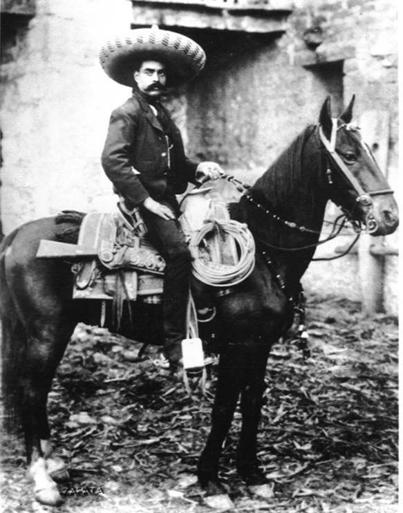 La imagen de larevolución mexicana