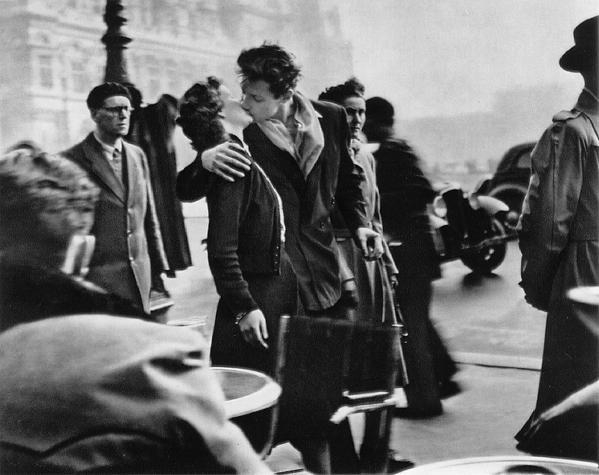 Doisneau más allá del beso, retrospectiva en París