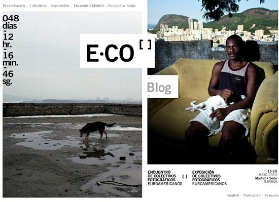 E.CO Cumbre de la fotografía internacional en Madrid