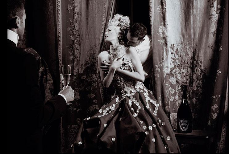 De la Costura a la moda, Karl Lagerfeld hará el Pirelli 2011