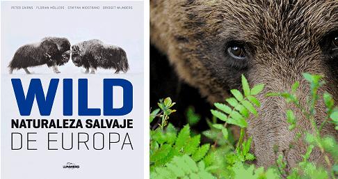 Wild, un libro salvaje