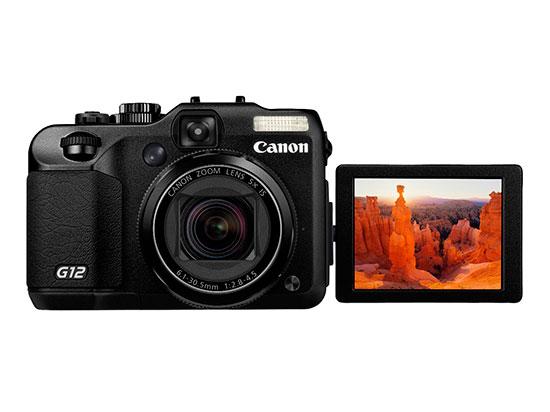 Canon G12, una apuesta por la calidad