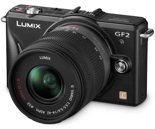 Nueva  Lumix DMC-GF2