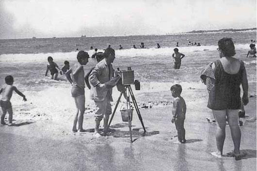 EFE y 70 años de memoria gráfica de Cádiz