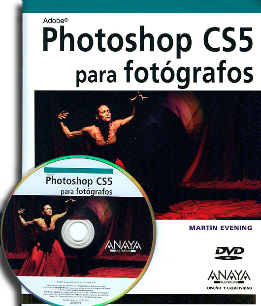 Martin Evening, la biblia de Photoshop CS5