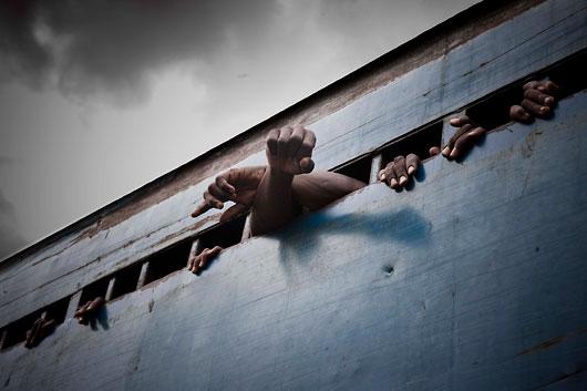 Fotografía Humanitaria en la Casa Encendida