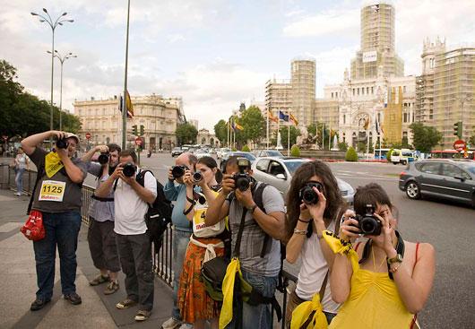 Mañana sábado Madrid celebra su Photomartón