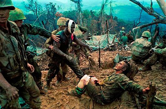El Vietnam de  Larry Burrows 50 años después