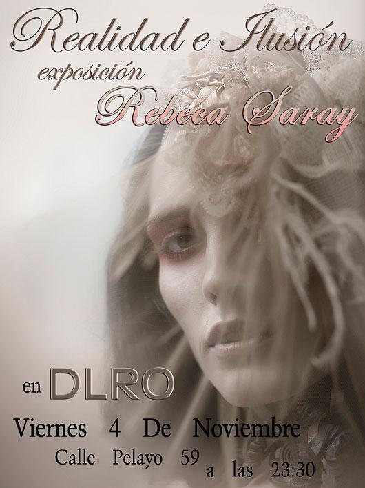 Exposición individual de Rebeca Saray