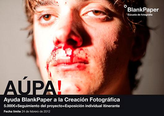 Blank Paper ofrece 5.000 € a un fotógrafo emergente