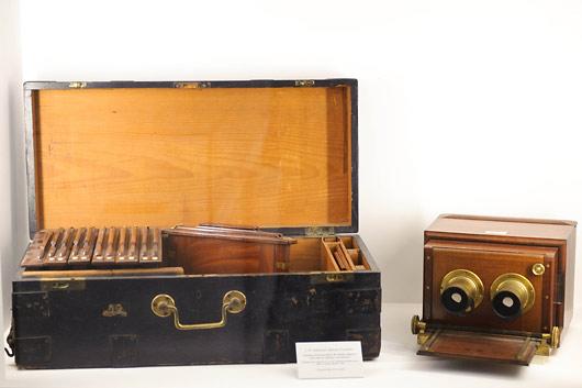 La fotografía 3D… del siglo XIX