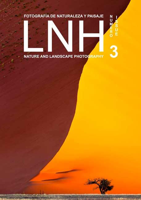 Nuevo número de la revista de naturaleza LNH
