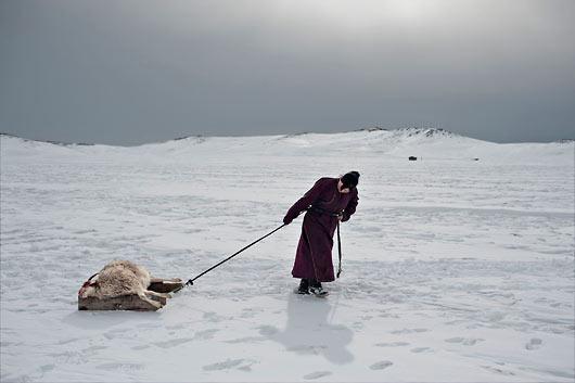 La fotografía humanitaria del premio Luis Valtueña