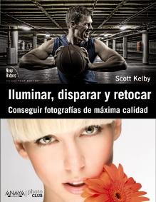 Un gran libro de Kelby de iluminación y retoque