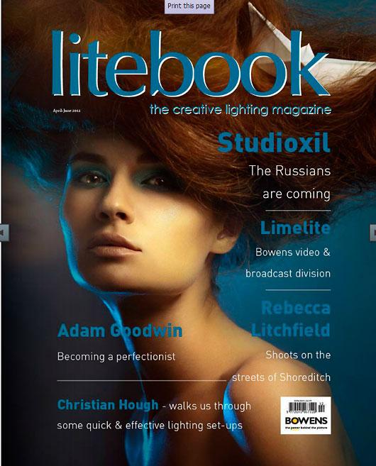 Nuevo número de la revista gratuita Litebook
