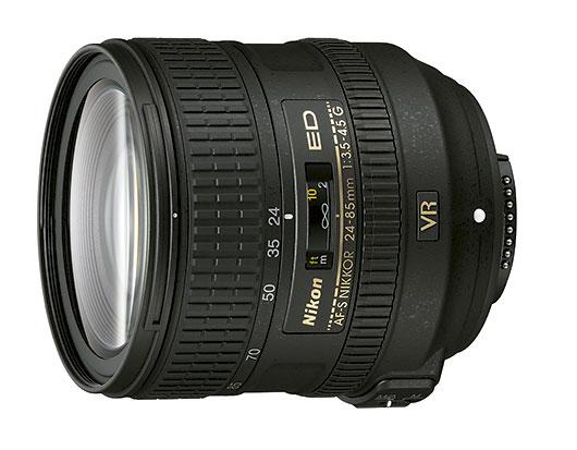 Nuevos zooms versátiles de Nikon