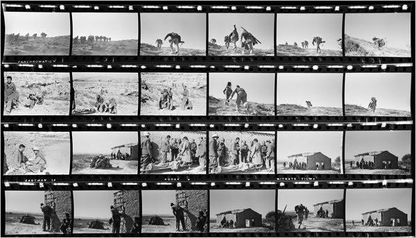 Exposición y documental sobre la Maleta Mexicana de Robert Capa