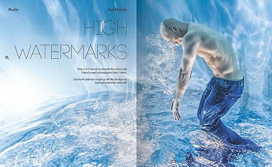 Nuevo número de Litebook, revista de iluminación y fotografía