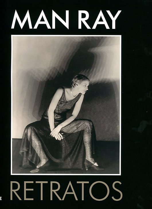 Un libro sobre Man Ray  retratista