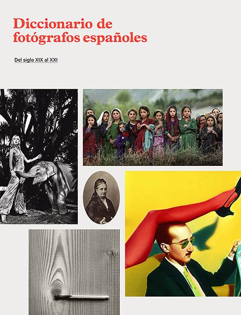 Libros de fotografía: Diccionario-de-fotografos-espanoles-del-siglo-XIX-al-XXI-portada