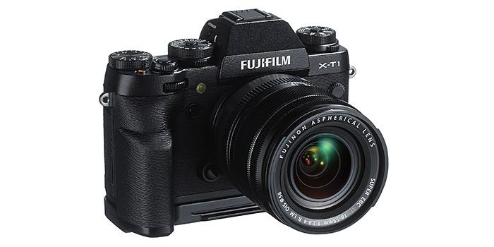 Fujifilm X-T1, el nuevo buque insignia de la serie X