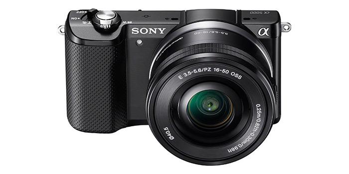 La nueva Sony A5000 ofrece un sensor del tamaño y la calidad de una DSLR con mucho menos peso