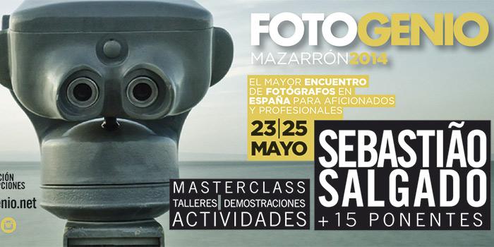 Fotogenio 2014, el mayor encuentro de fotografía de España