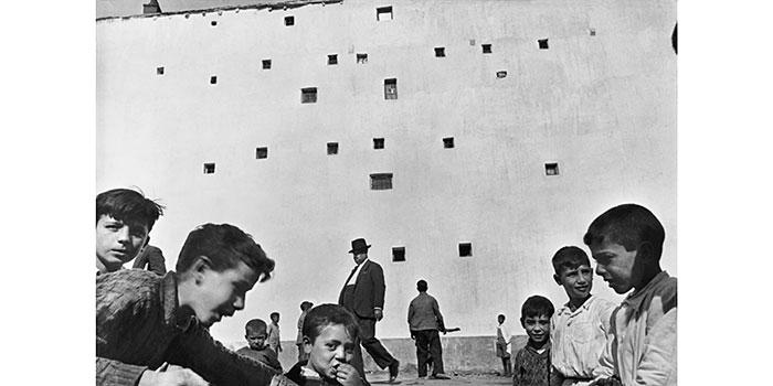 Gran retrospectiva de Henri Cartier-Bresson en Madrid con más de 500 obras procedentes de todo el mundo