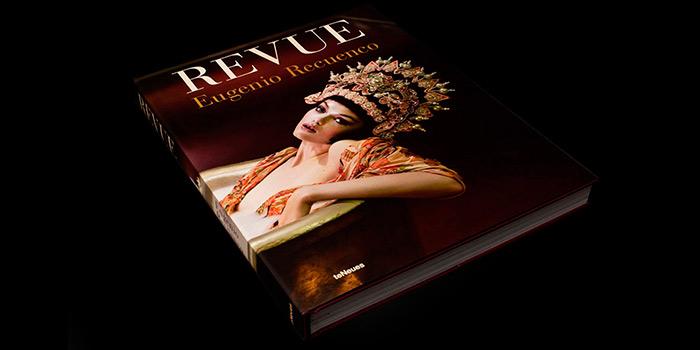 Revue, el primer libro antología con la obra de Eugenio Recuenco