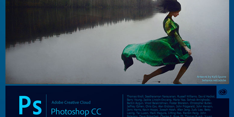 Disponible el nuevo Photoshop CC 2014 con nuevas herramientas de retoque fotográfico