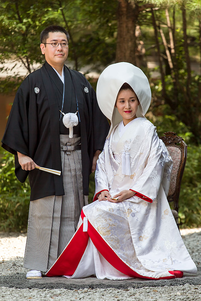 Omnifoto--Japon-tokio-boda-tradicional