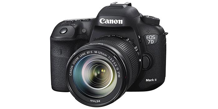 Nueva Canon 7D Mark II, 10 fotogramas por segundo y 65 puntos de enfoque en cruz