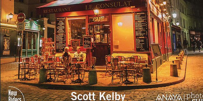 Manipula Tus Fotografías Digitales Con Photoshop CC, la gran obra de referencia de Scott Kelby