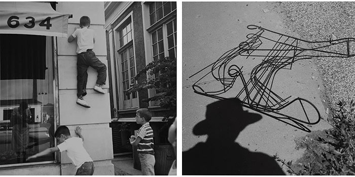 Retratos y autorretratos, primera exposición de Vivian Maier en Madrid